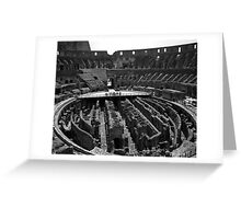 Colosseum, Rome Greeting Card