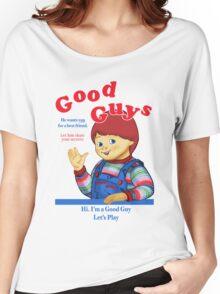 Good Guys Women's Relaxed Fit T-Shirt
