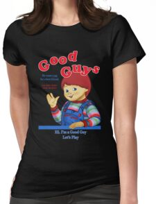 Good Guys Womens Fitted T-Shirt