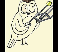 Y is for Yelling by neuroticowl