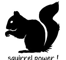 Squirrel Power! by RedPine