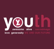 YL YOUTH. sacred magenta by youthleadermag
