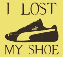 I lost my shoe (Supernatural) Kids Clothes