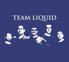 DOTA 2 - Team Liquid by wearDOTA