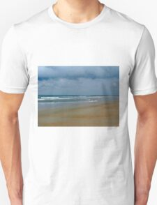 Cloudy Day At The Beach T-Shirt