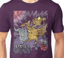 Big Godzilla Battle 1 T-Shirt