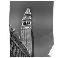 Campanile di San Marco, Venice Poster