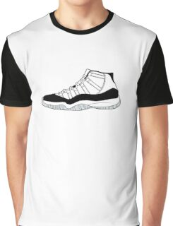 J11 Concord New Graphic T-Shirt