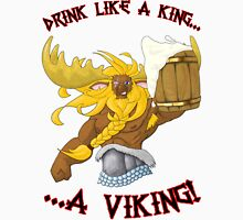 Drink Like a Viking Unisex T-Shirt