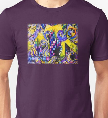 Pretty Lights 2 - Design 1 Unisex T-Shirt