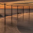 Bronte Beach rock pool by Chris Brunton