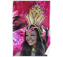 Portrait of a Showgirl! Poster