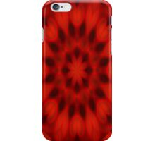 Red Love Kalidescopic iPhone Case/Skin