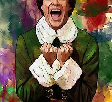 Elf - SANTA'S COMING! by Imran Nalla