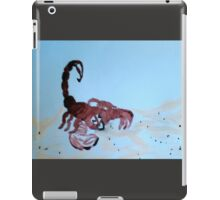 The Scorpian iPad Case/Skin