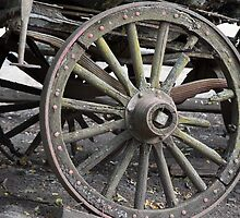 Raw Chariot Wheel by Diego  Re