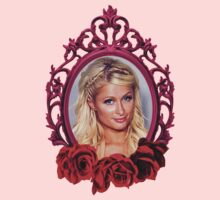 paris hilton mugshot by myacideyes
