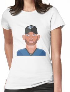 Jose Bautista Womens Fitted T-Shirt