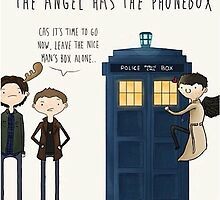 Superwho doctorwho and supernatural by Doctorwhokid13