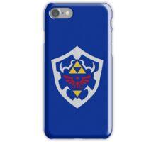 Hylian Shield minimalistic design iPhone Case/Skin