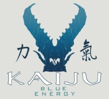 Kaiju Blue Energy by Konoko479