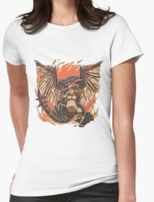 King of the Skies Womens Fitted T-Shirt