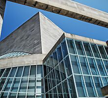 Concrete and Glass for Concerts of Class by TonyCrehan
