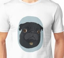 Gustavo the Pug Unisex T-Shirt