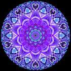 Purple Wonder Kaleidoscope 001 by fantasytripp
