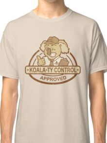 Koala-ty Control Classic T-Shirt