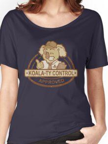 Koala-ty Control Women's Relaxed Fit T-Shirt