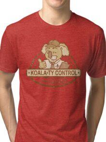 Koala-ty Control Tri-blend T-Shirt
