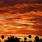 SoCal Sunset 9-1-13 by Chet  King