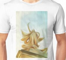 golden hair Unisex T-Shirt