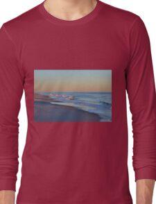 Beautiful Ocean In North Carolina Long Sleeve T-Shirt