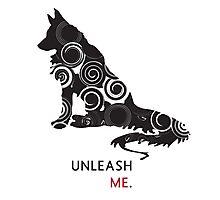 Unleash Me. Photographic Print