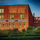 Cortland Corset Company by Edith Reynolds