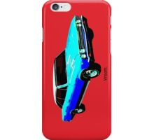 Muscle Car - Chevy Malibu iPhone Case/Skin