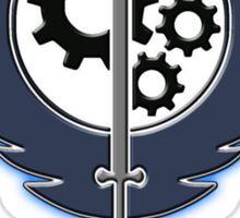 Brotherhood of Steel Hope Ad Sticker