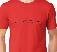 Ford GT Silhouette Unisex T-Shirt