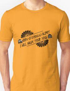 BLiNkY bLaCk T-Shirt