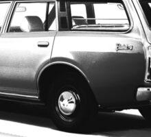 Datsun Bluebird 180B Wagon Sticker