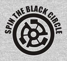 Spin the black circle One Piece - Long Sleeve