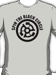 Spin the black circle T-Shirt