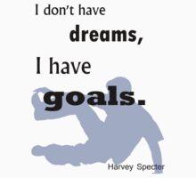 Dreams & Goals: Parkour by Kirdinn