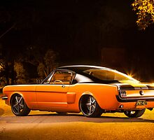 Mark Sullivan's 1965 Mustang Fastback by HoskingInd