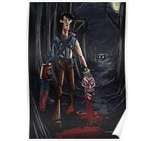 Evil Dead Ash Poster