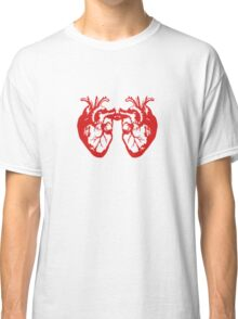 Binary Vascular System - Time Lord Classic T-Shirt