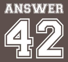 42 - Answer Kids Clothes