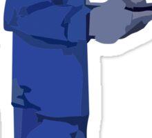 facebook smartphone - faceman addicted Sticker